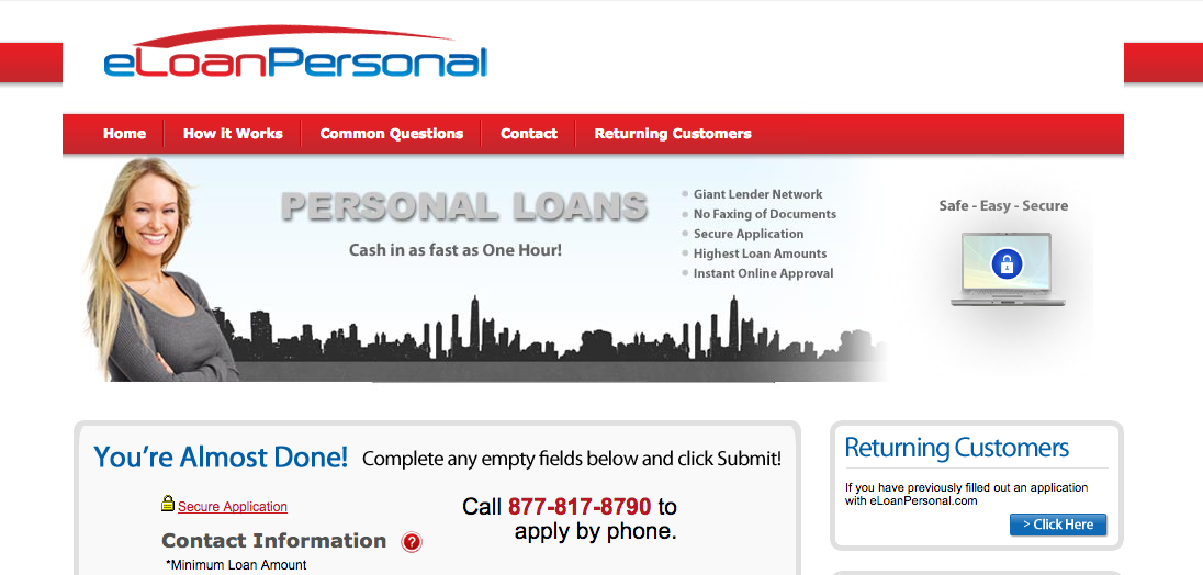 Feds Shut Down Loan Application Sites That Illegally Sold Personal Data
