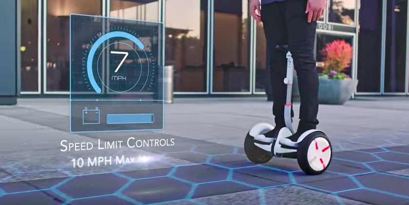 Someone Remotely Hacked A Segway Scooter – Consumerist
