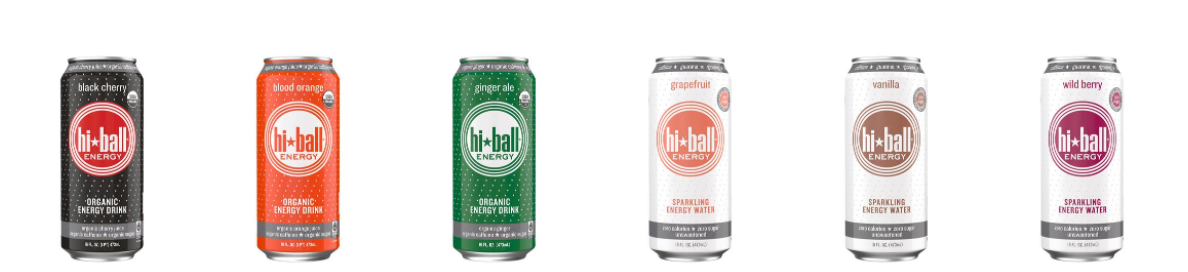 AB InBev Jumps Into Energy Drink, Juice Market With Purchase Of Hiball