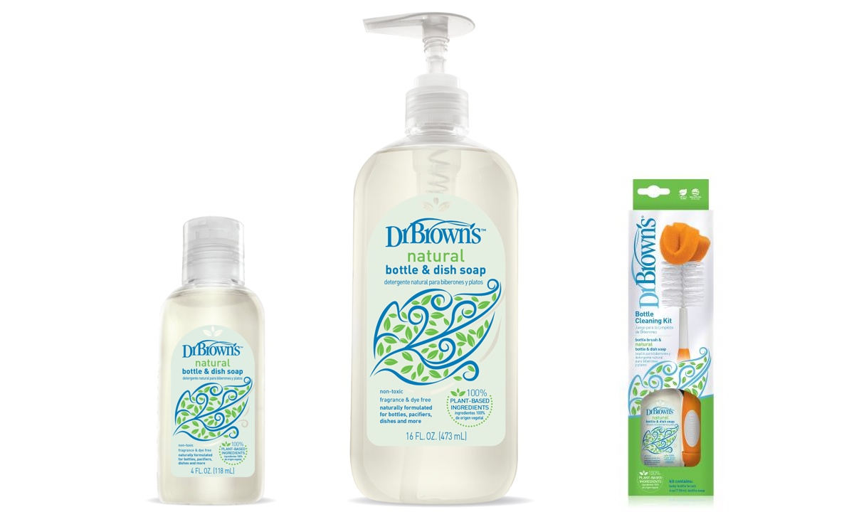Dish Soap Marketed For Baby Bottles Recalled For Potential Bacterial Contamination