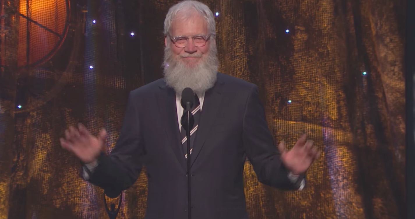 Netflix Lures David Letterman Out Of His Beard Cave And Back Onto TV