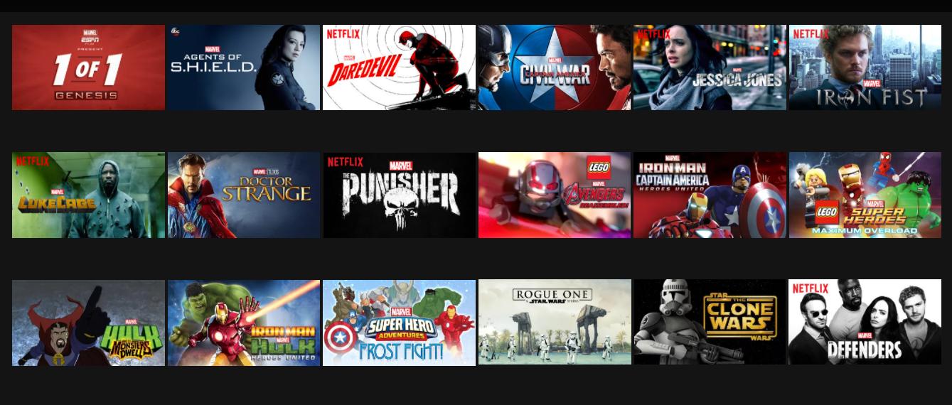 Star Wars 8 Netflix