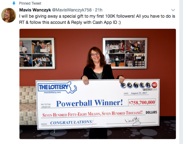 The Latest Powerball Winner Is Not Trying To Be Your Facebook Friend Or Give You Money