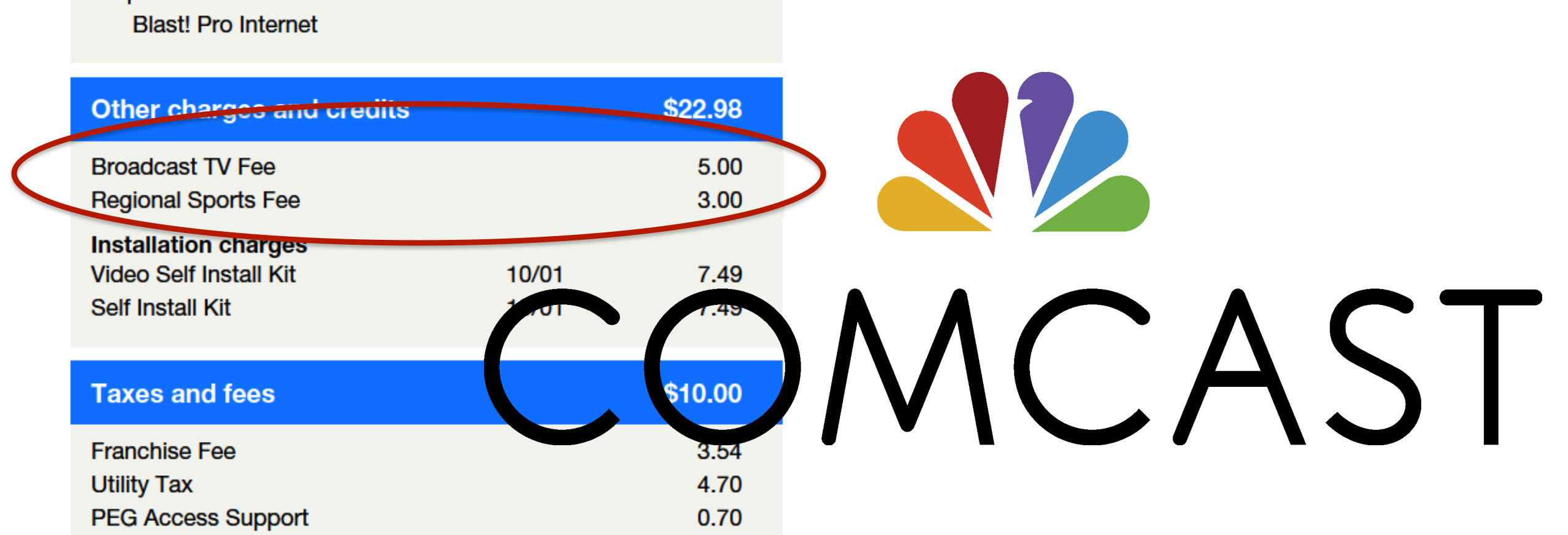 Comcast Fails To Shut Down Customer Lawsuit Over 'Broadcast TV' & 'Regional Sports' Fees