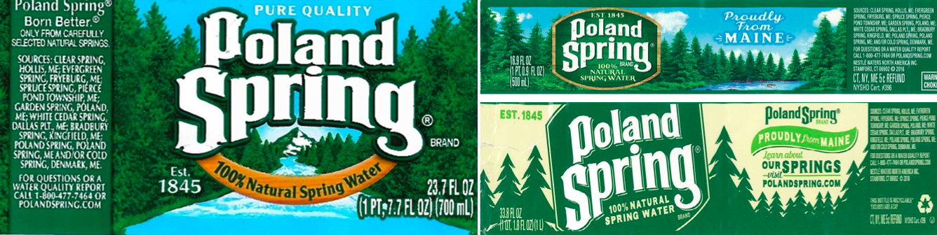 "Poland Spring Bottled Water Accused Of Being A ""Colossal Fraud"""
