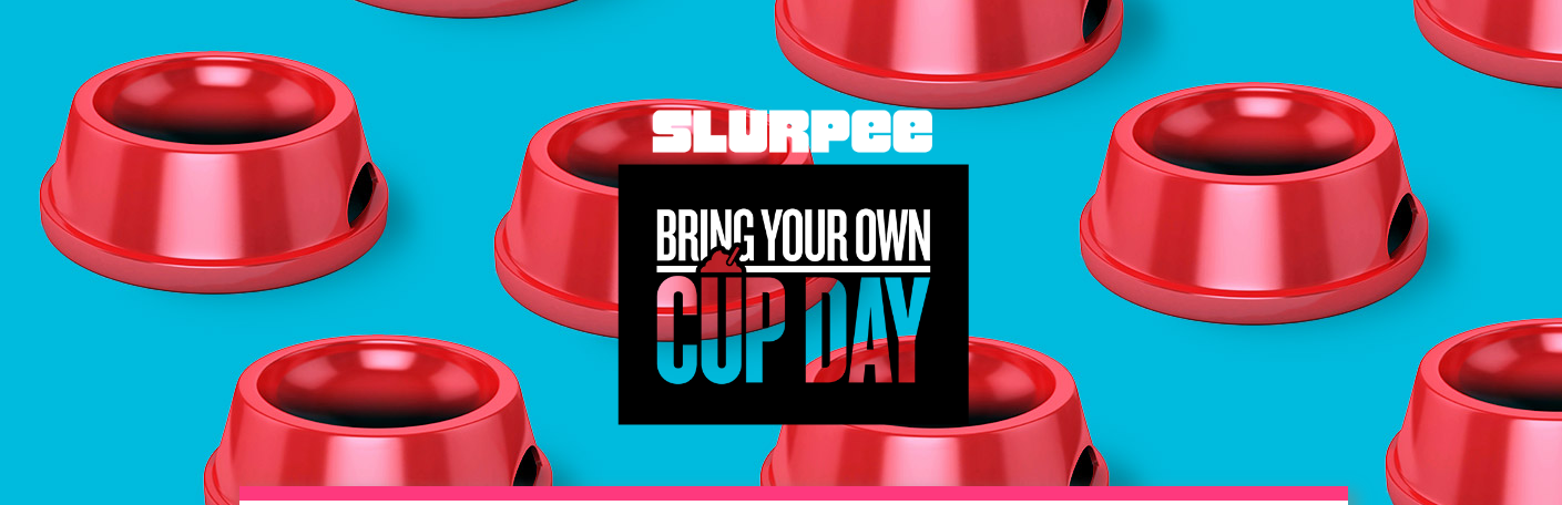 Bring Your Own Cup To 7-Eleven This Weekend, Fill It With Slurpee For $1.50
