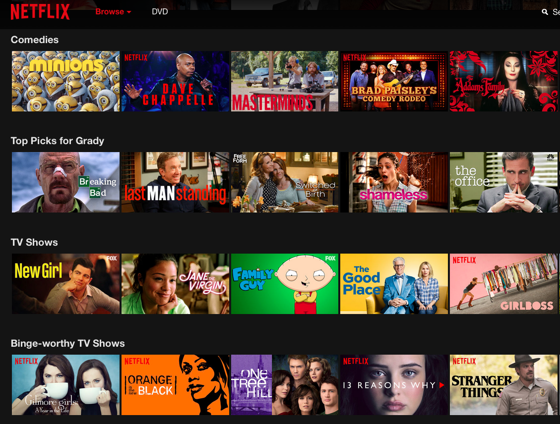 3 Things We Learned About How Netflix Recommends Shows