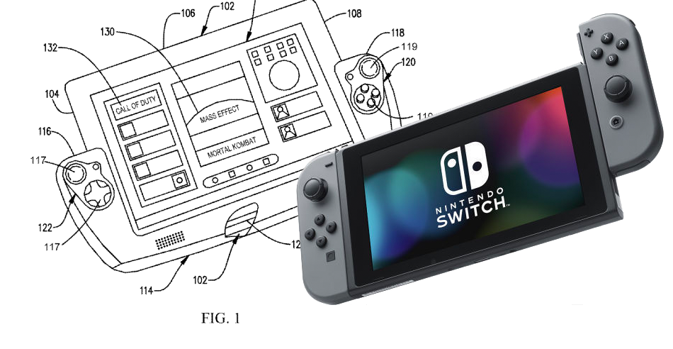 Did Nintendo Rip Off Controller Design For Switch?