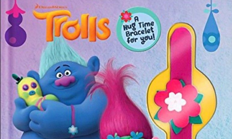 "79,000 ""Trolls"" Slap Bracelets Recalled After Injuring Five Children"