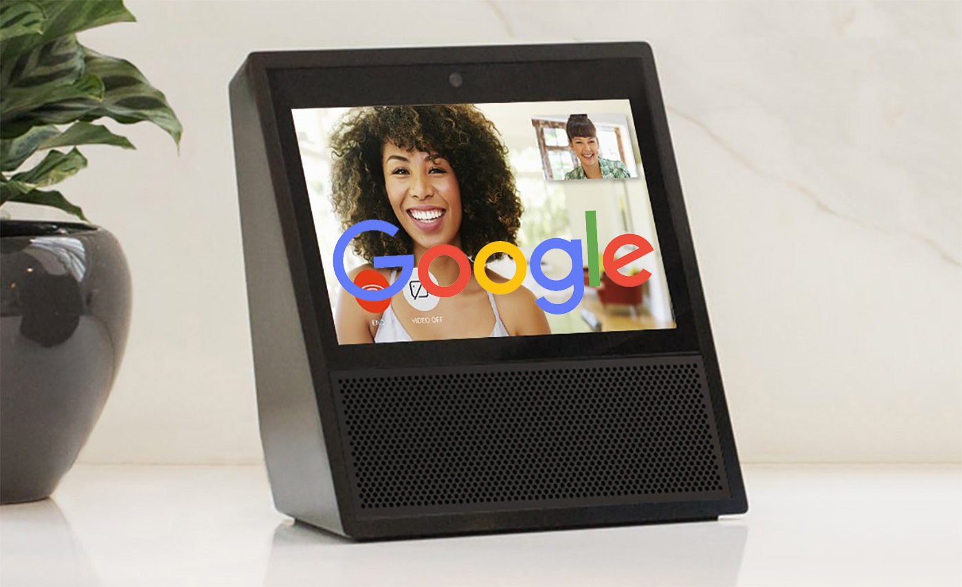 Report: Google Developing A Rival For Amazon's Echo Show