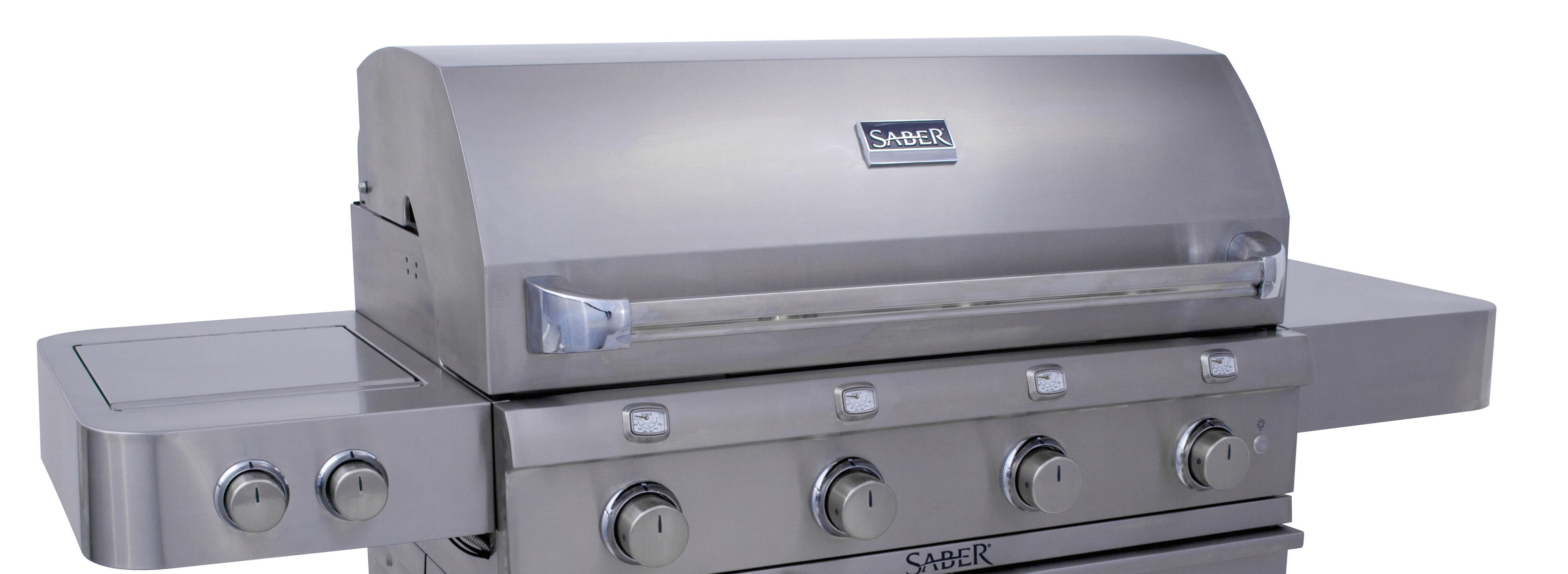Saber Gas Grills Recalled Over Potential Flame Bursts