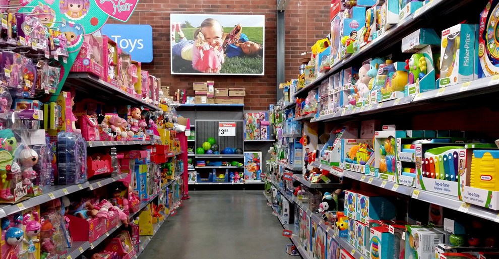 Walmart Hopes Exclusive Toys Will Get You To Do Your Christmas Shopping There This Year
