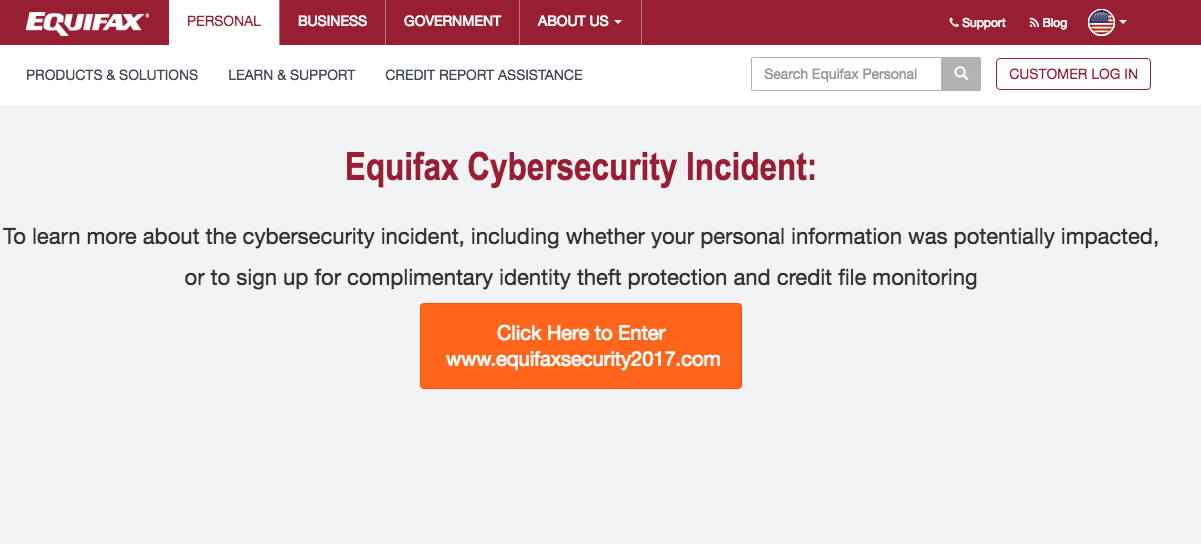 Two Equifax Execs Exit Company Following Massive Data Breach