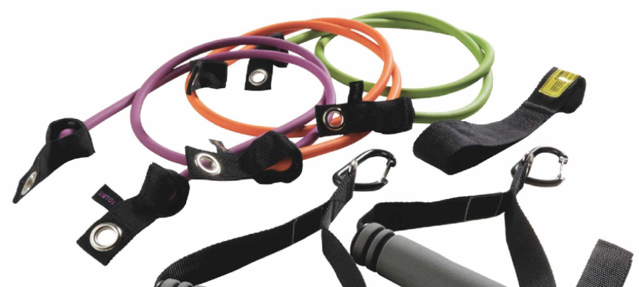 207,000 Resistance Bands Recalled Because They Could Break, Hit You In The Face