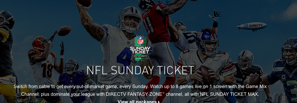 DirecTV Won't Confirm Or Deny Reports It's Letting Upset Customers Cancel NFL Sunday Ticket