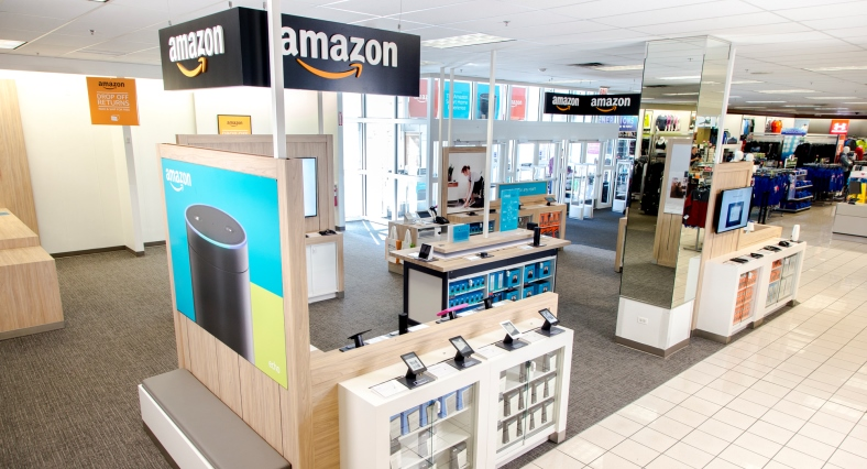 Kohl's Launches Amazon Mini-Stores, Return Counters
