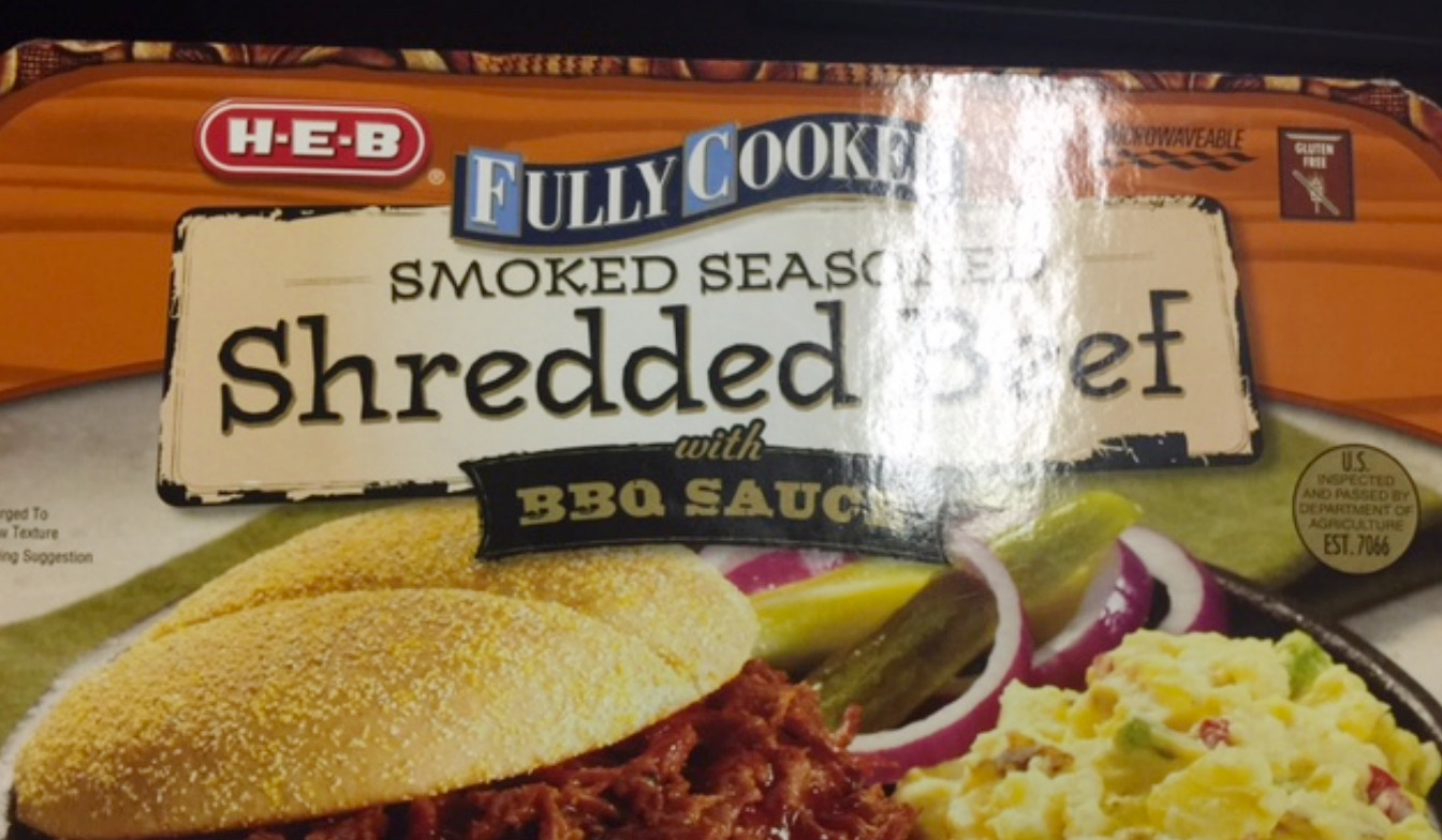 H-E-B Recalls Shredded Beef That May Contain Potential Plastic Pieces