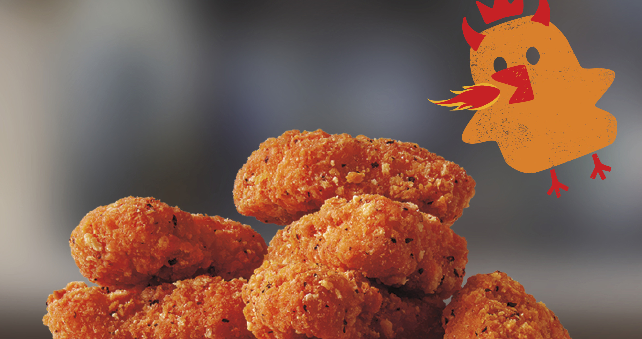 Burger King Resurrects Spirit Of Wendy's Spicy Chicken Nuggets
