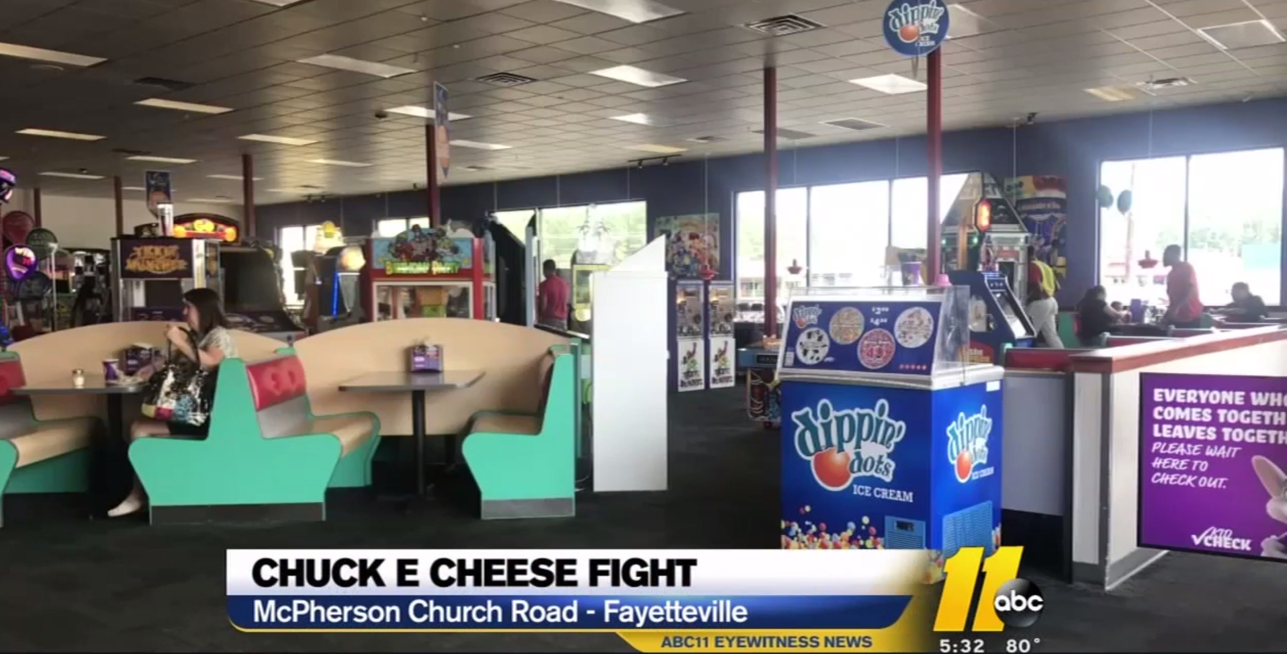 4 Adults Arrested In Yet Another Kiddie Party Brawl At Chuck E. Cheese's