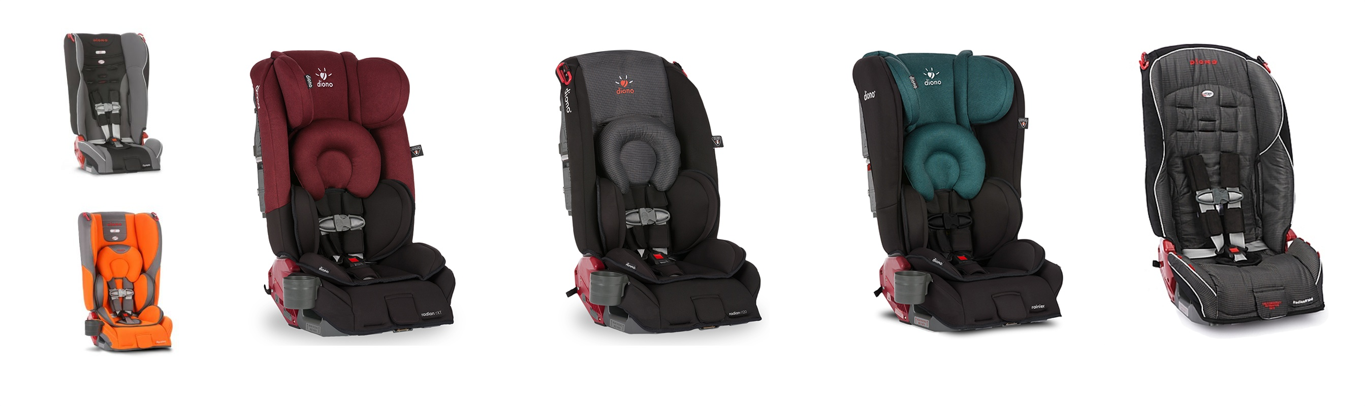 Diono Recalls Nearly 520,000 Child Car Seats Over Concerns About Restraint Strength