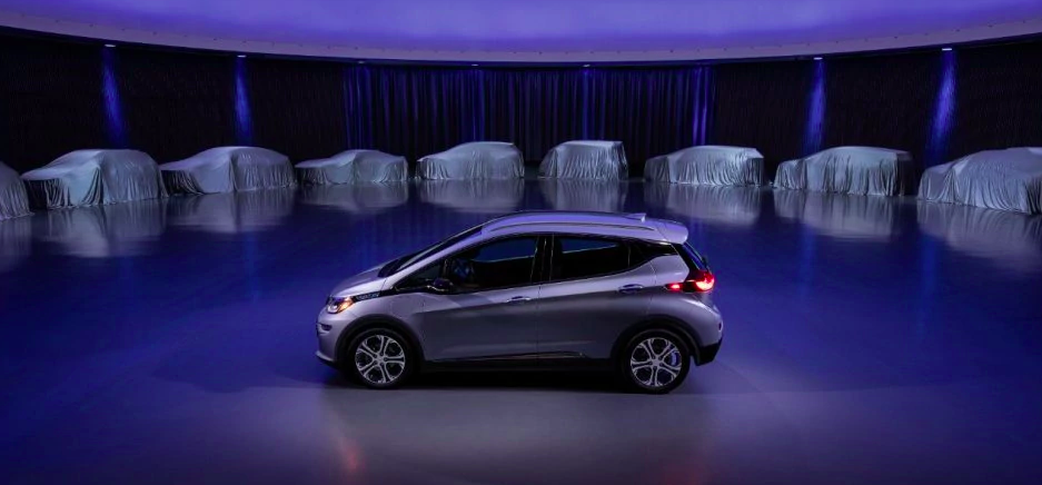 "GM Jumping On Zero Emissions Bandwagon With ""All-Electric"" Plans"