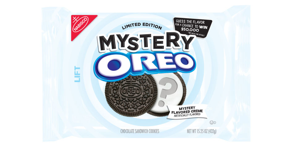 Want To Know Oreo's New Stunt Flavor? You'll Have To Buy It