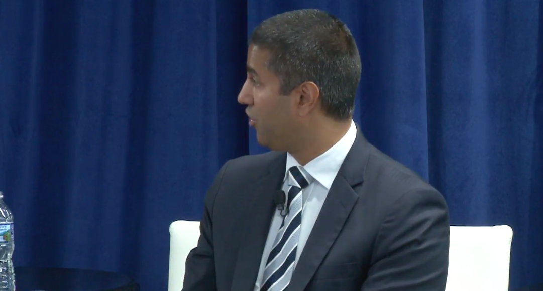 FCC Chair Confirms He Can't & Won't Take Away Broadcast Licenses Because President Doesn't Like A News Story