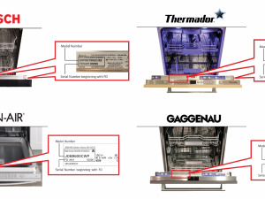Fiery Dishwasher Recall Expanded To Cover 557,000 Total Machines