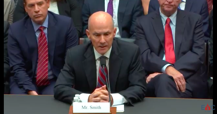 Equifax Says 2.5M More Customers Affected By Breach; Ex-CEO Apologizes To Congress