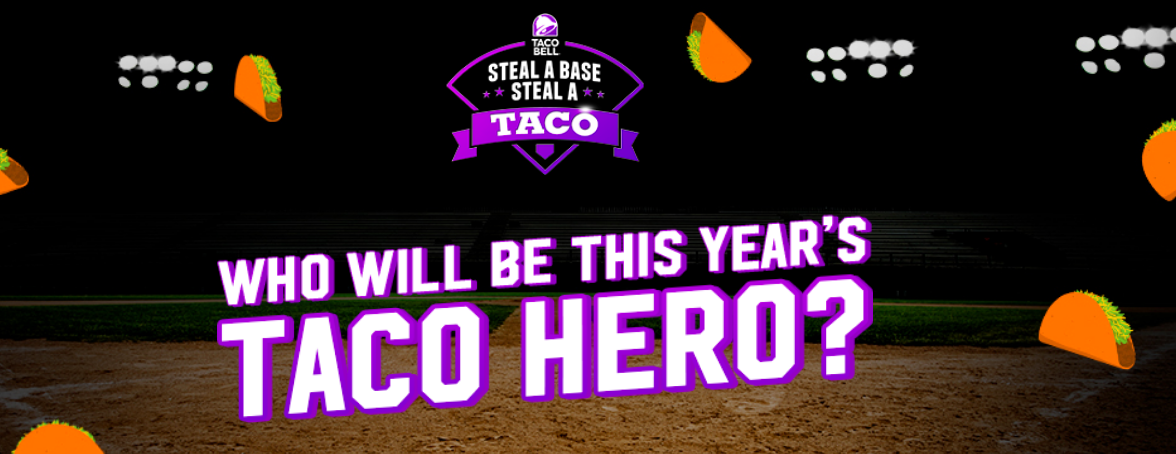 Taco Bell Will Once Again Give Out Free Tacos After First Stolen Base In World Series