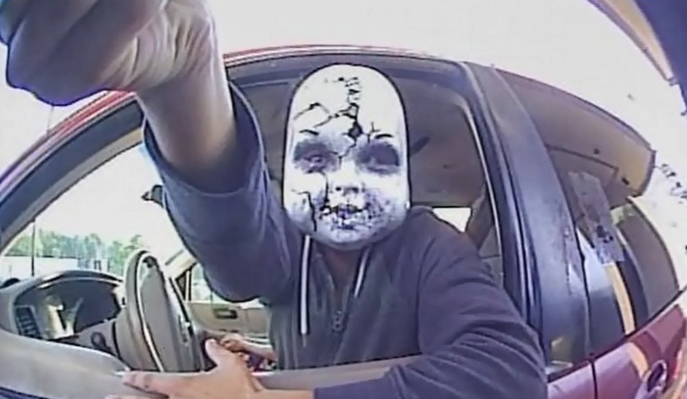 Criminals With Terrifying Baby Mask Deploy ATM Skimmers In Minnesota
