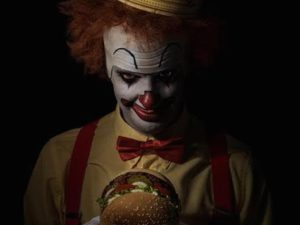 Burger King Definitely Won't Regret Offering Free Food To Customers Who Dress Up Like Clowns