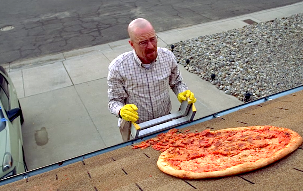 Pizzas On The Roof & 7 Other Reasons You May Reconsider Buying That Famous House